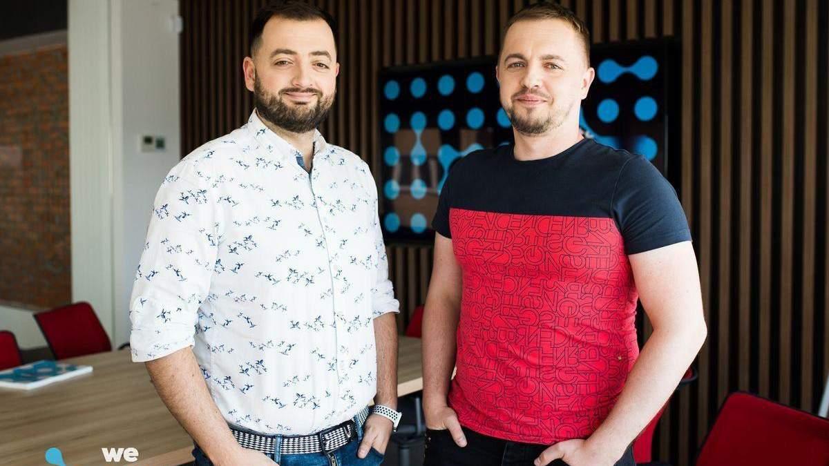 Юрий Лазебников и Олег Крот