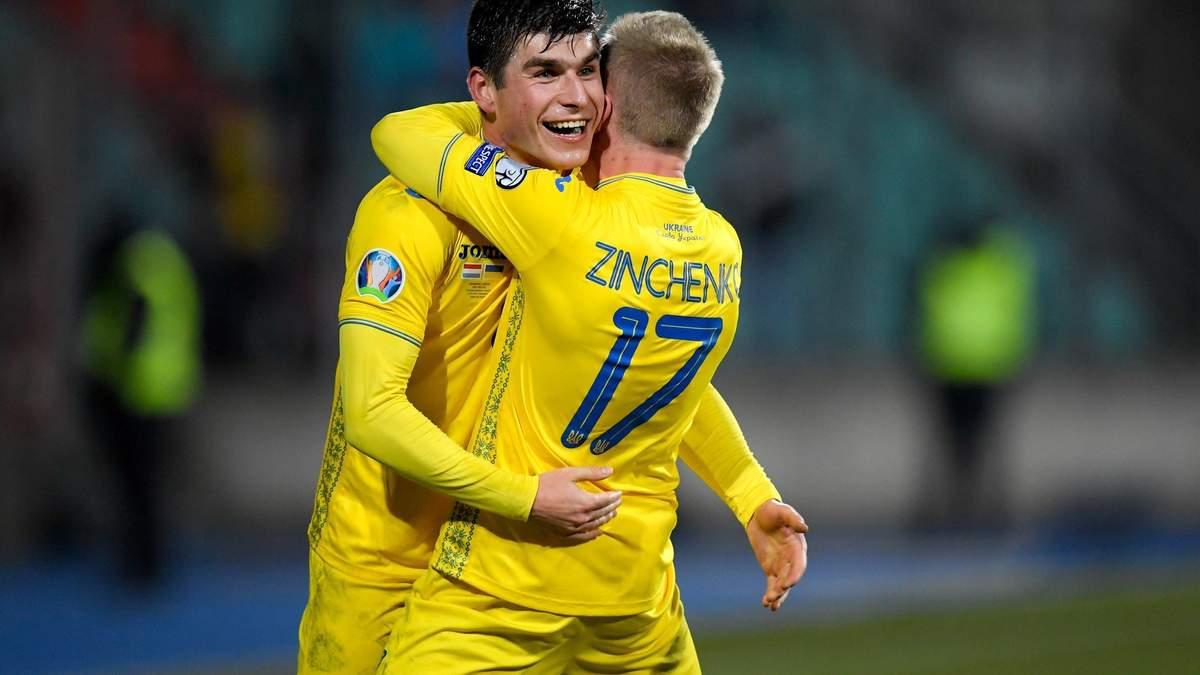 Маліновський та Зінченко – у топ-1000 рейтингу FIFA 21