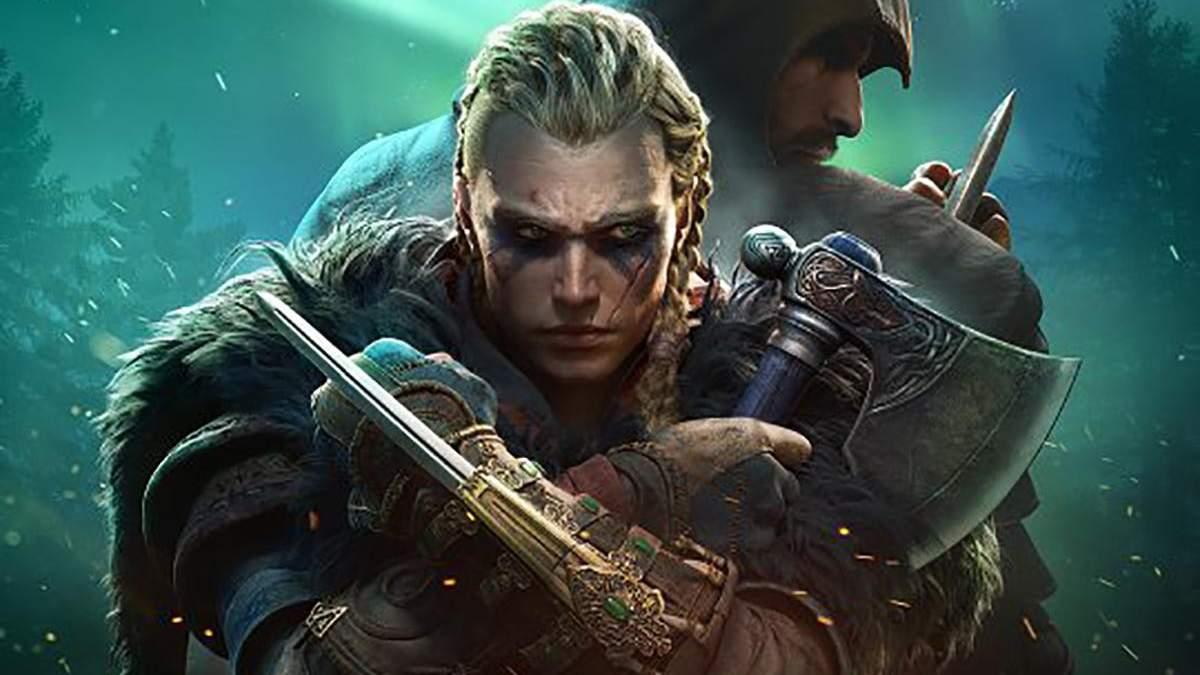 Вышел новый трейлер игры Assassin's Creed Valhalla