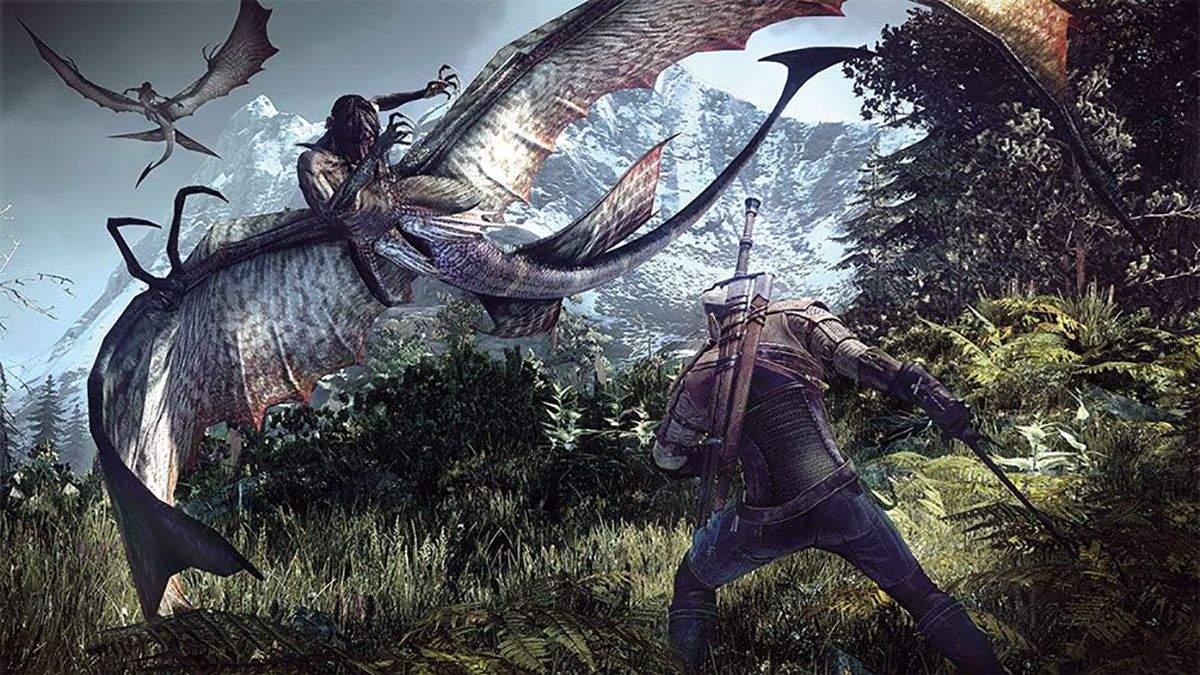 The Witcher 3: Wild Hunt не потрапив до топу найкращих ігор