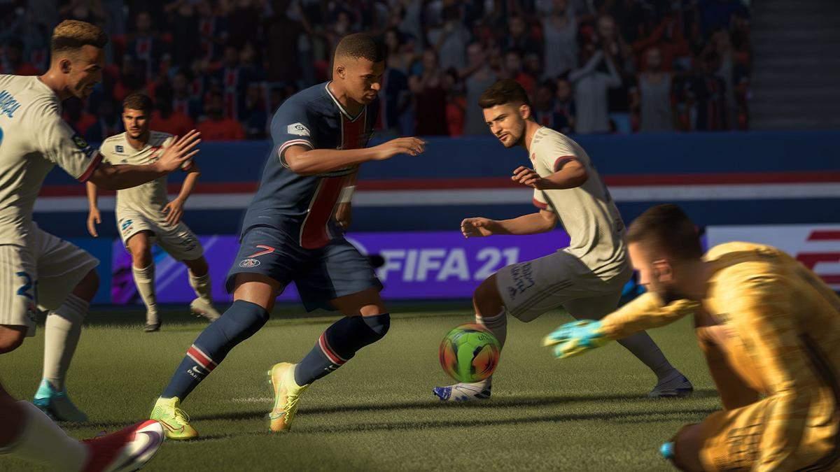 Яремчук в игре FIFA 21 получил новую карточку: детали
