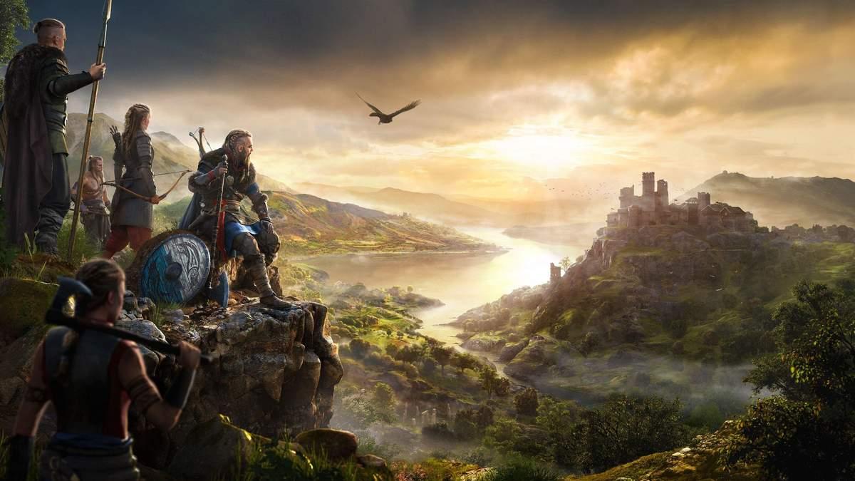 Assassin's Creed Valhalla – огляд і трейлер гри, дата виходу