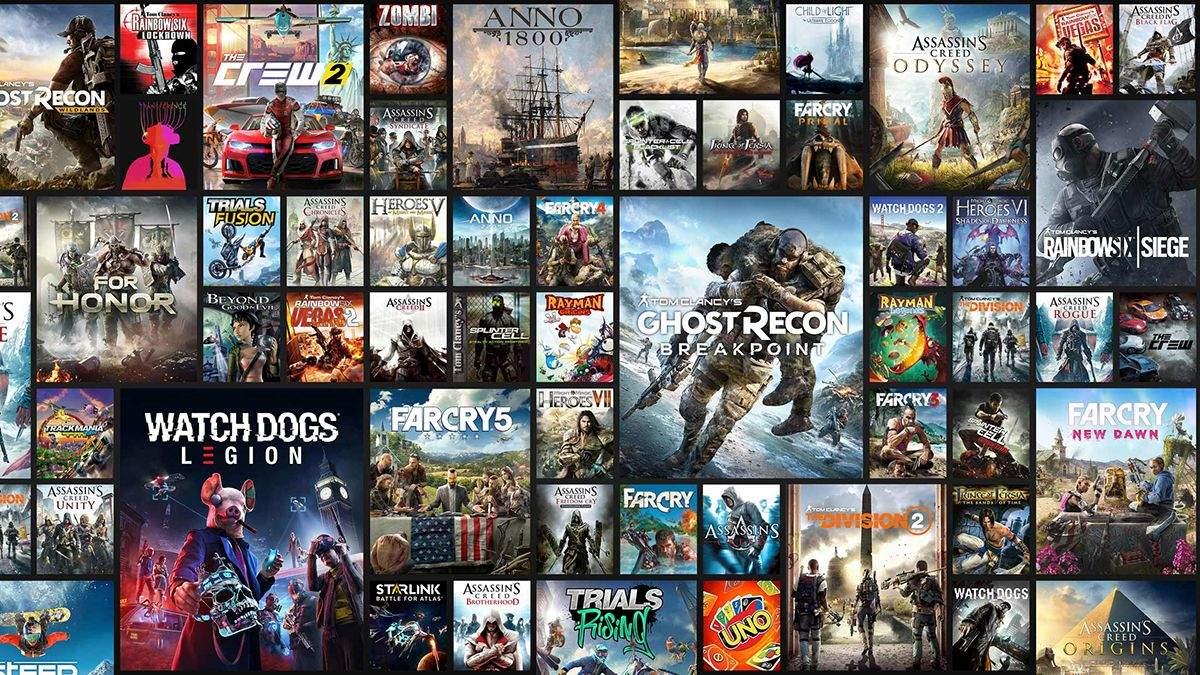 Ubisoft устраивает распродажу: сумасшедшие скидки до 85% на все игры