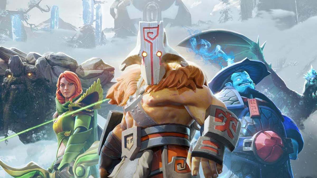 Dota 2: известно лучшую комбинацию кор-героев в игре