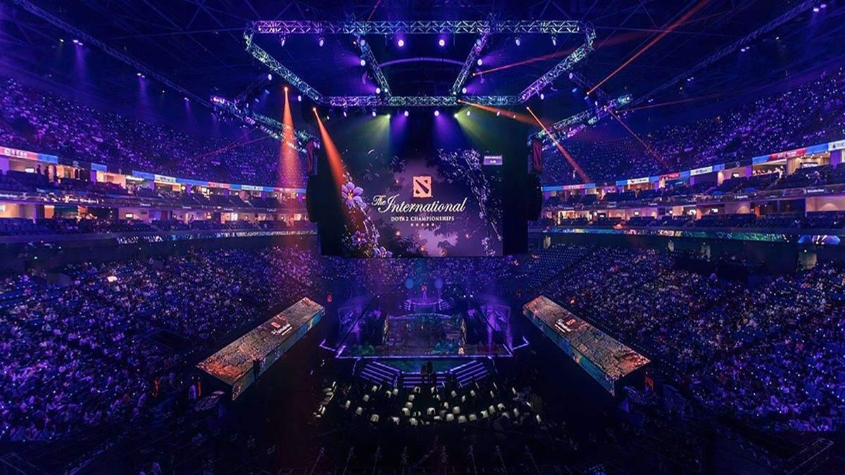 Киберспортивные соревнования уже собирают полные стадионы поклонников