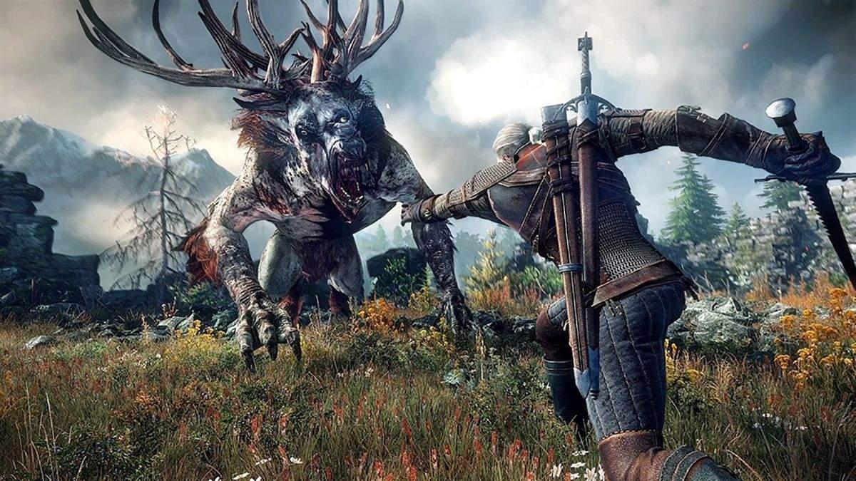 The Witcher 3 на 5 строчке: лучшие игры на Xbox One и PS4