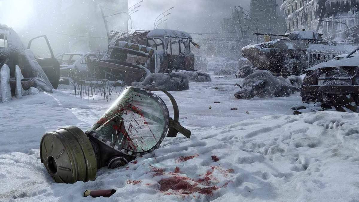 Підтверджено розробку мультиплерної гри у всесвіті Metro