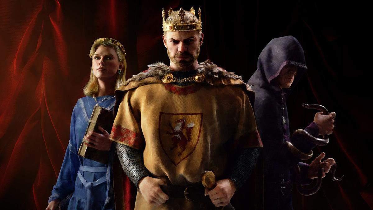 Crusader Kings 3 творить дива: Джон Сноу, Танос, орки та покемони