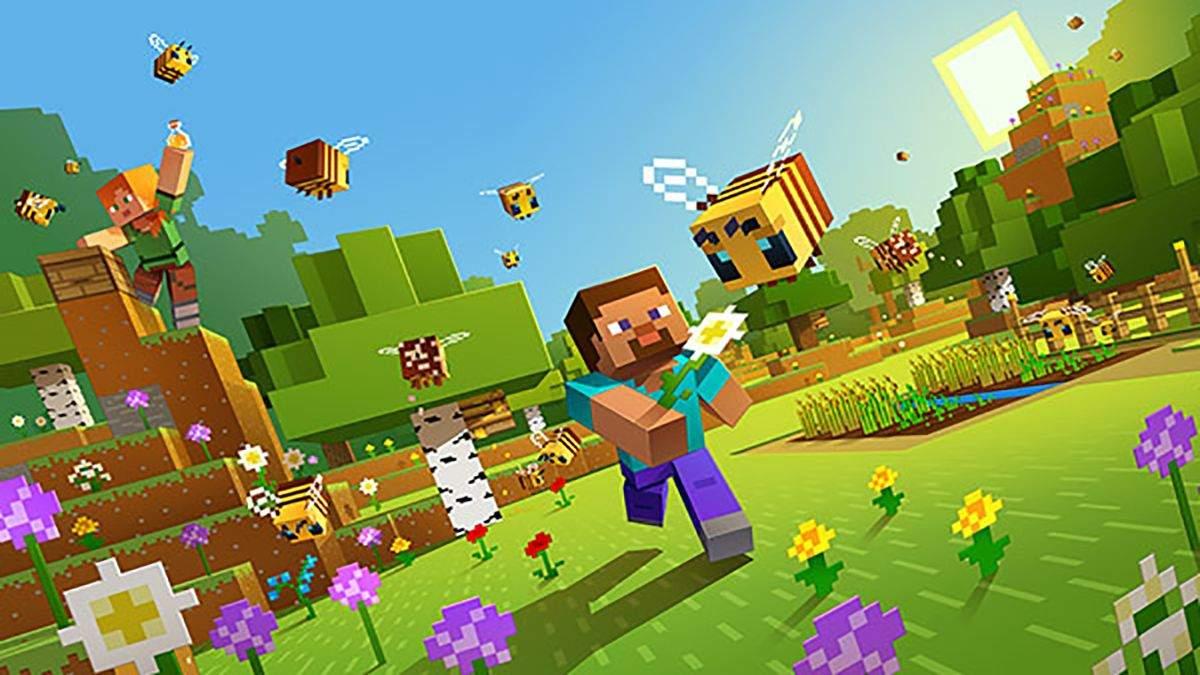 Minecraft встановлює рекорди: найкращий рік в історії Mojang