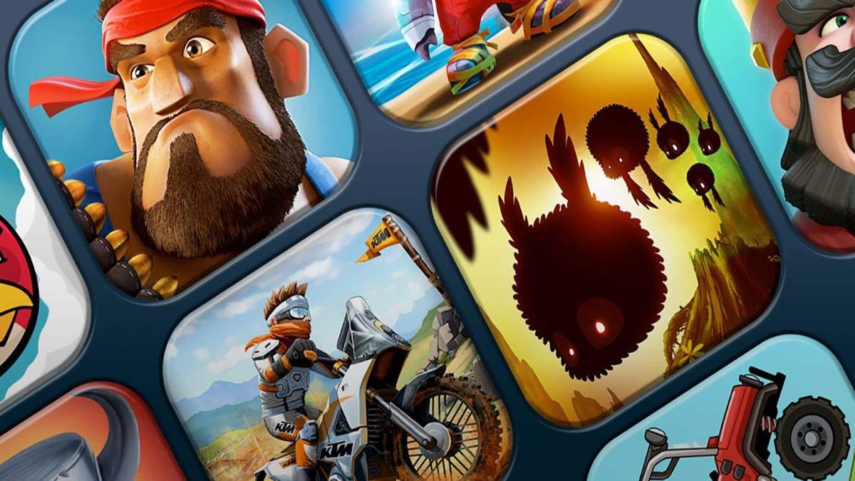 Among Us, Roof Rails у рейтингу найпопулярніших мобільних ігор