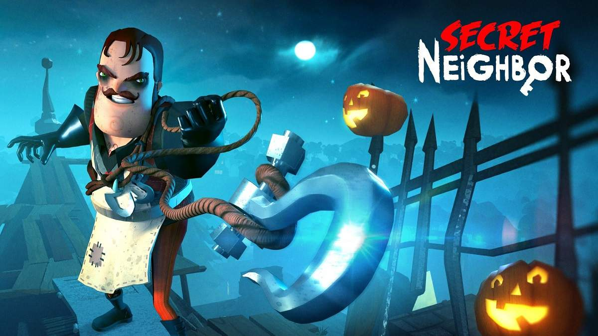 Secret Neigbhor – гра львівської студії Hologryph