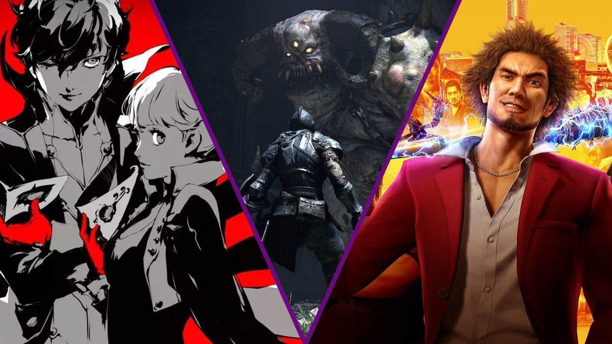 10 найкращих RPG 2020 року – рейтинг