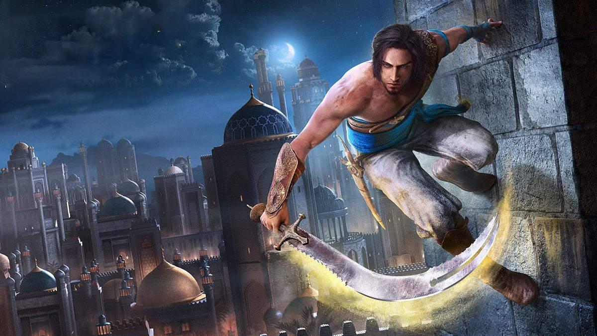 Prince of Persia можуть перезапустити: у мережі з'явилися перші чутки