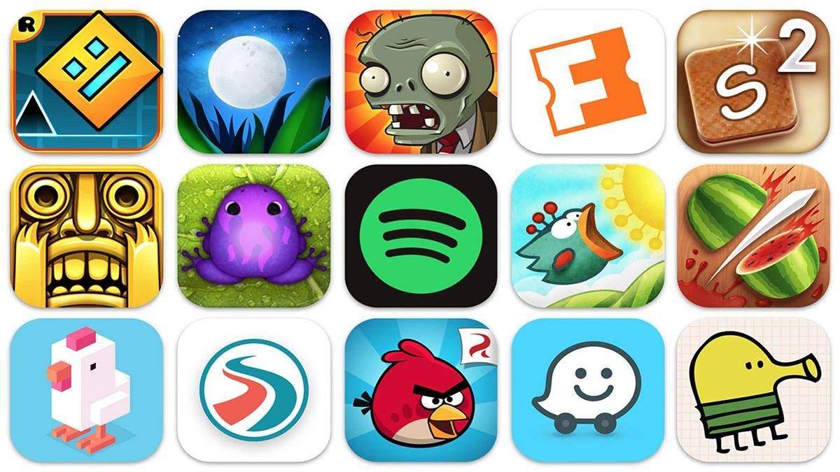 Among Us и Minecraft в топе: Apple назвала самые популярные игры