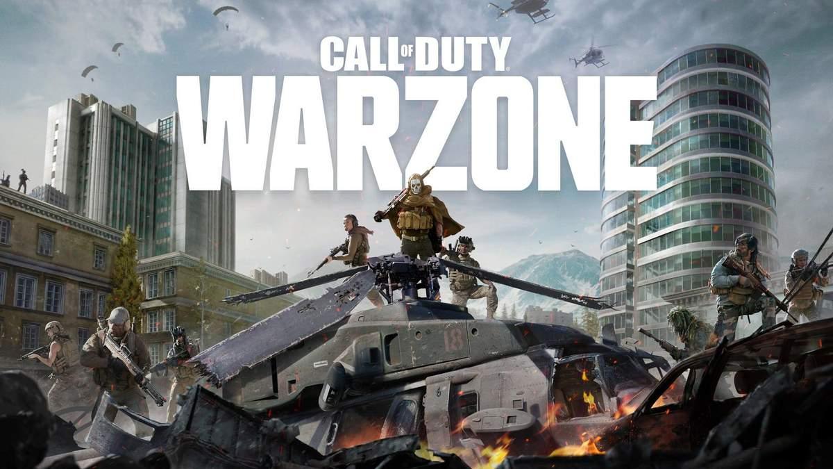 Warzone і Black Ops Cold War об'єднають 16 грудня