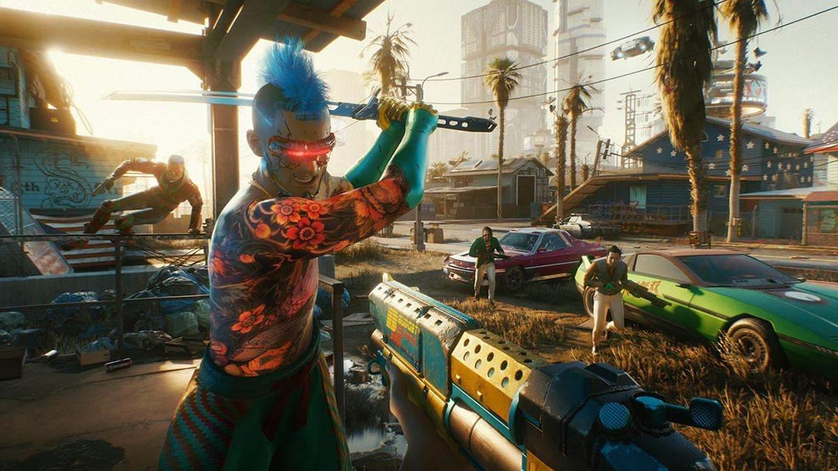 Рейтинг Cyberpunk 2077 продолжает падать: что именно разозлило геймеров