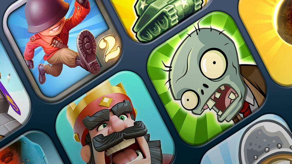 Самые популярные мобильные игры за последнюю неделю: Among Us снова на первом месте и 3 новинки