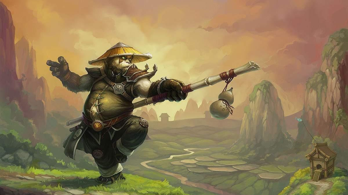 Игрок-пацифист в World of Warcraft достиг максимального уровня необычным способом