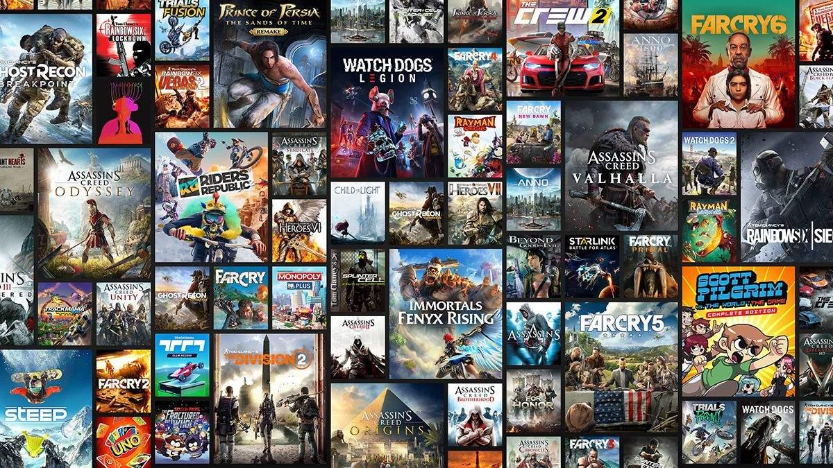 Ubisoft раздает подарки, а Steam устраивает новую распродажу