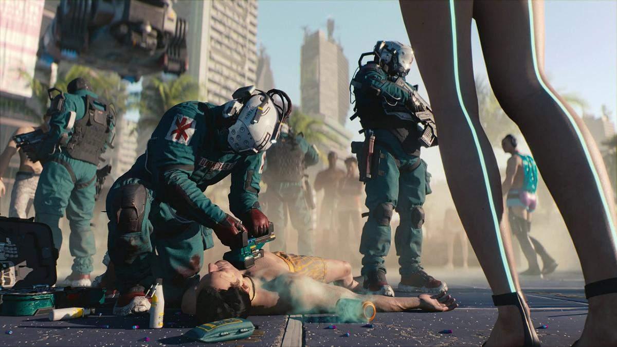 Cyberpunk 2077: Sony і Microsoft поки не хочуть повертати кошти за гру