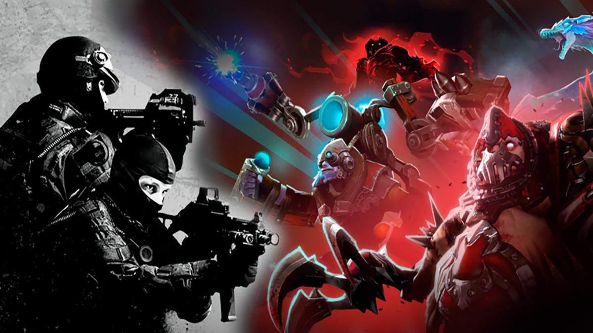 CS:GO чи Dota 2: відомі суми, які Valve інвестувала у турніри з ігор