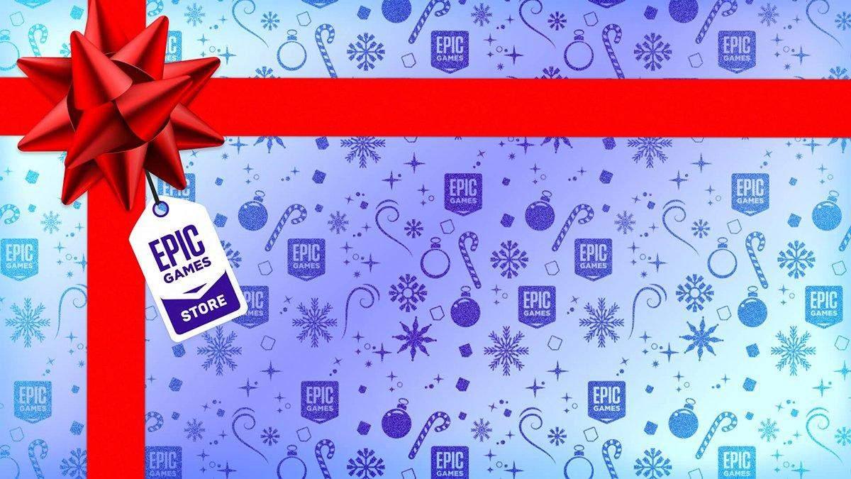 У Epic Games Store розпочався новорічний розпродаж: перша безкоштовна гра та знижки до 75%