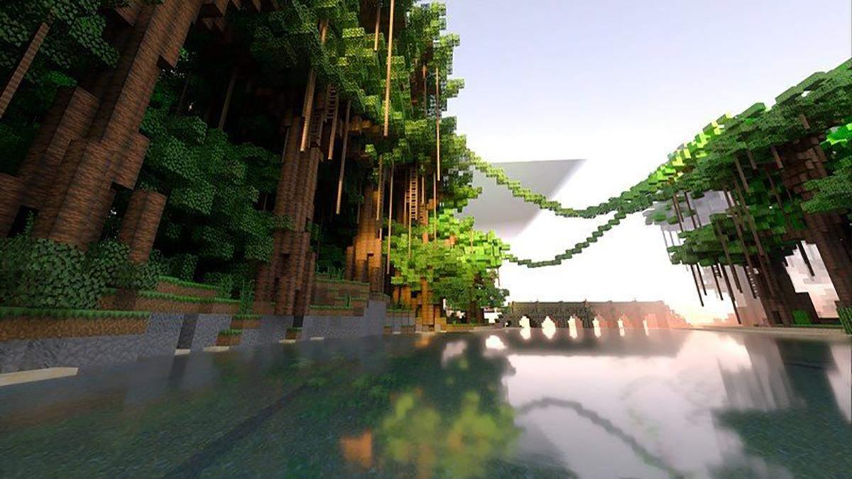 Cyberpunk 2077 и Minecraft в топе: видеоигры с лучшей графикой