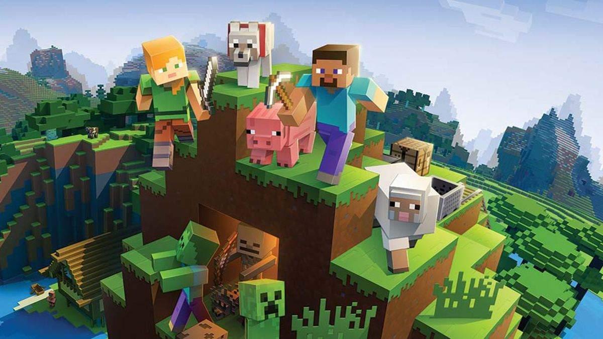 Minecraft: геймер создал масштабный музей мобов, результат впечатляет