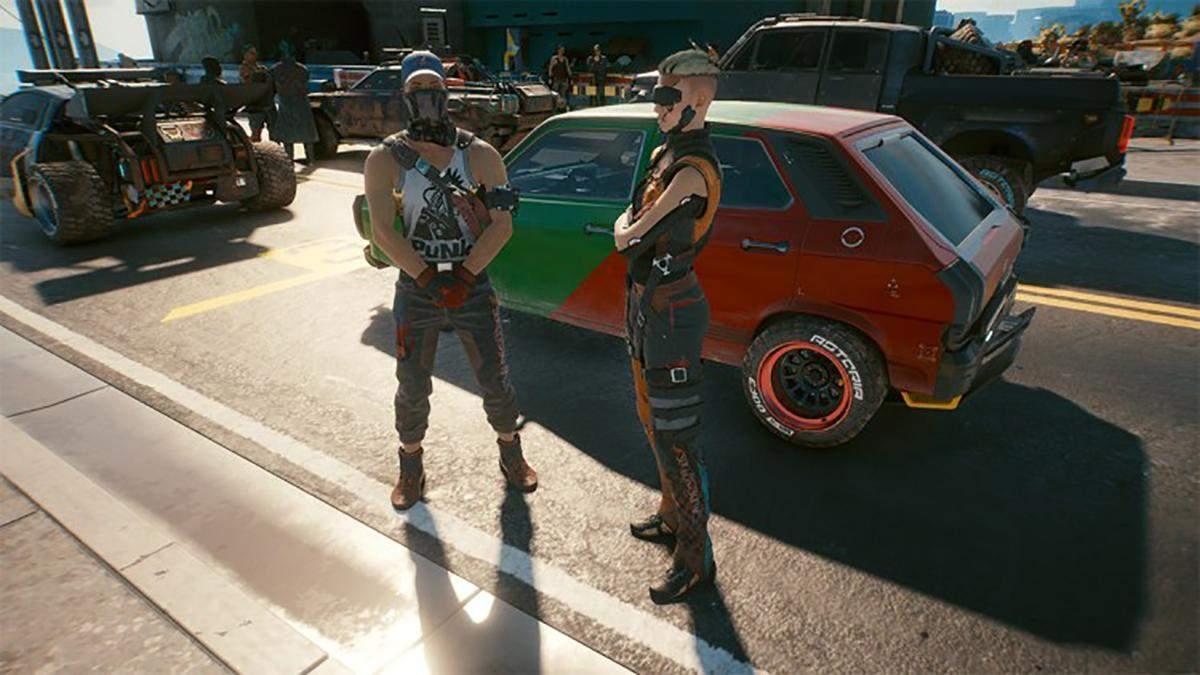 Трагическая пасхалка с Cyberpunk 2077: сюрприз стал данью памяти