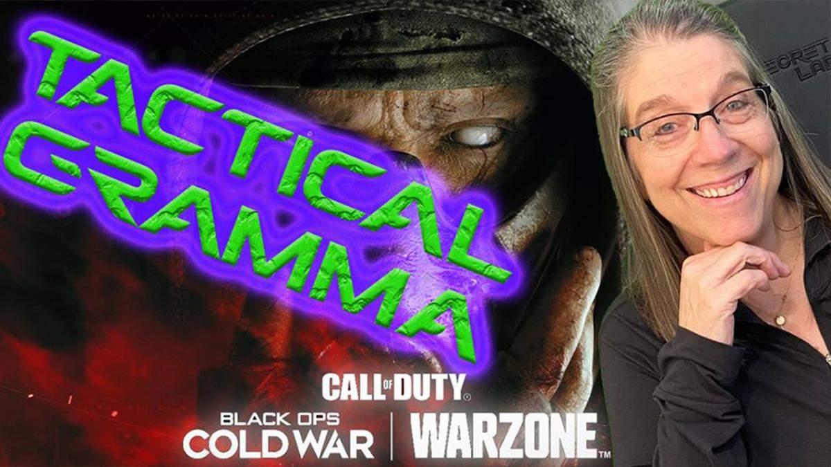 Бабця-стрімерка підкорила мережу майстерною грою у Call Of Duty: Warzone