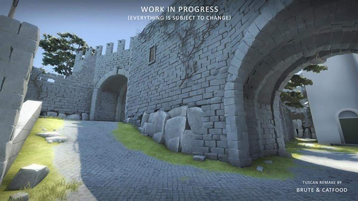 Tuscan для CS:GO: розробники вже випустили перший трейлер – відео