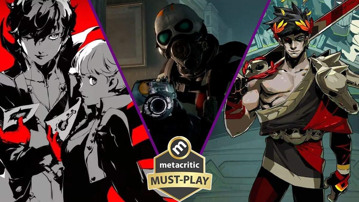 Лучшие видеоигры 2020 года по версии критиков – рейтинг metacritic