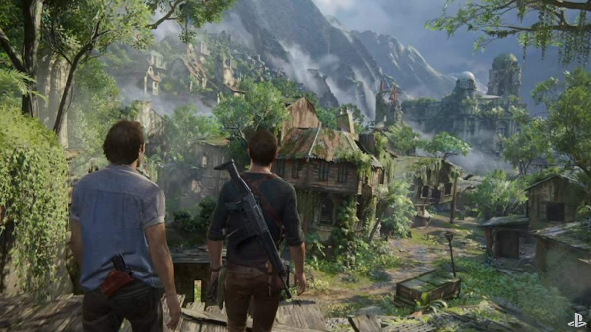Разработчики Uncharted 4 детально разобрали одну из сцен в видеоигре
