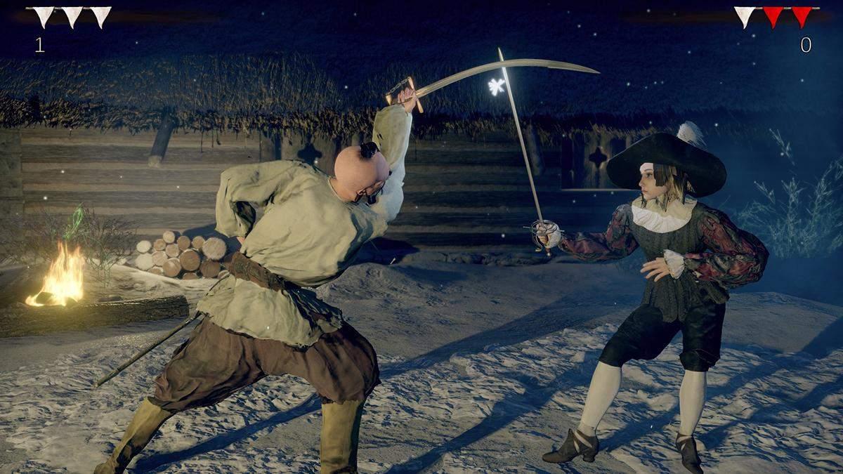 Українські козаки у грі Hellish Quart від розробника The Witcher 3