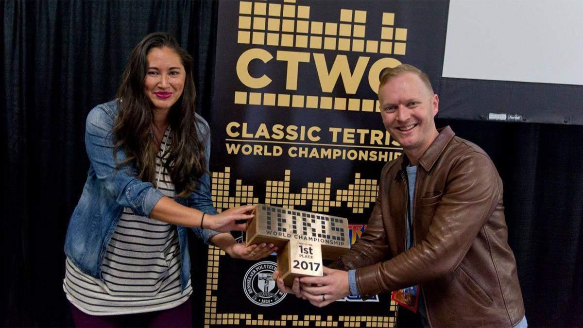 Семикратный чемпион мира по Тетрису: Йонас Ньюбауэр