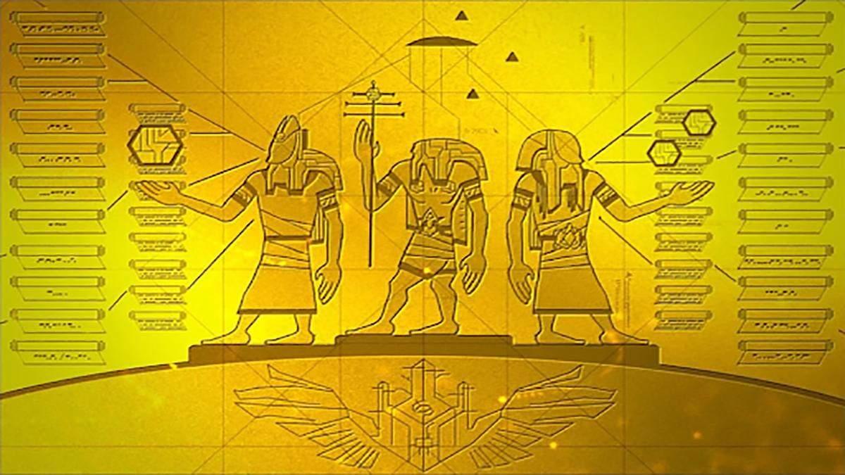 Справжні послання: шанувальники відомої відеогри розшифрували мову вигаданої цивілізації Ісу