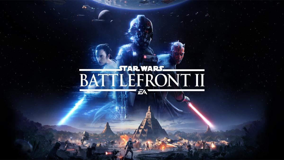 Epic Games Store бесплатно раздает Star Wars: Battlefront 2