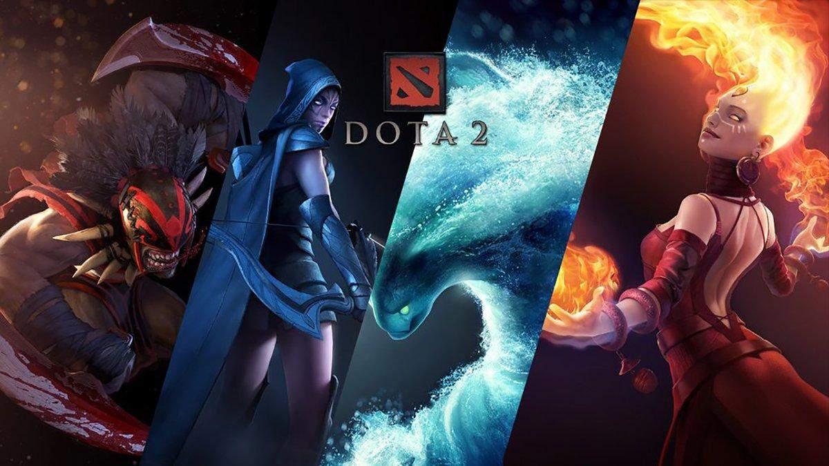 Рейтинг могутності героїв з відеогри Dota 2 згідно з офіційним лором