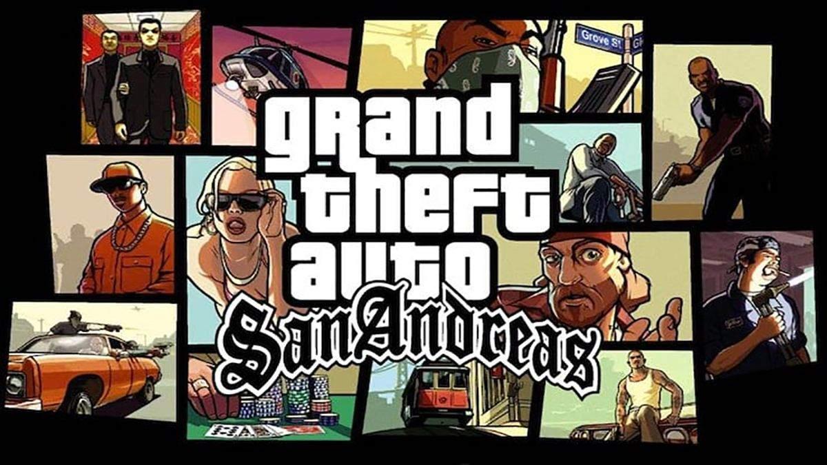 GTA San Andreas, Bully, Half-Life: відомі найочікуваніші ремейки ігор