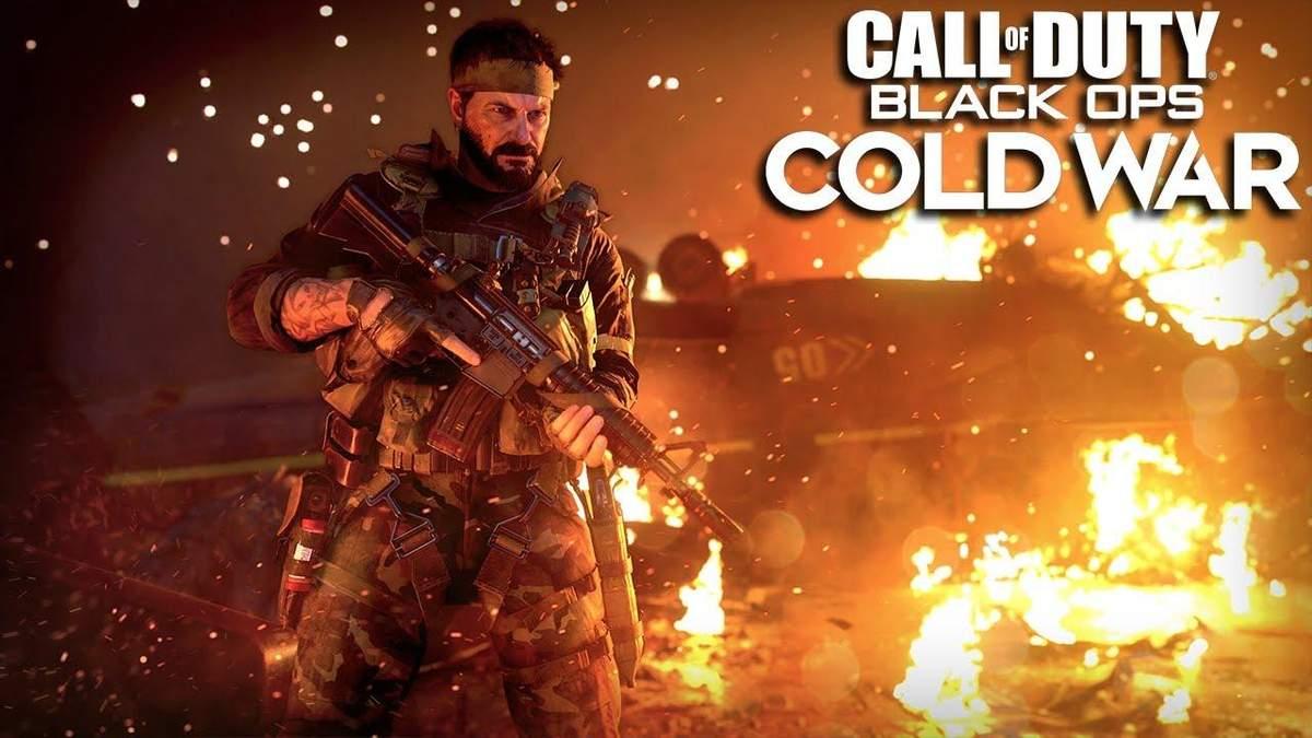 Игрок-пацифист в Call of Duty: Black Ops Cold War