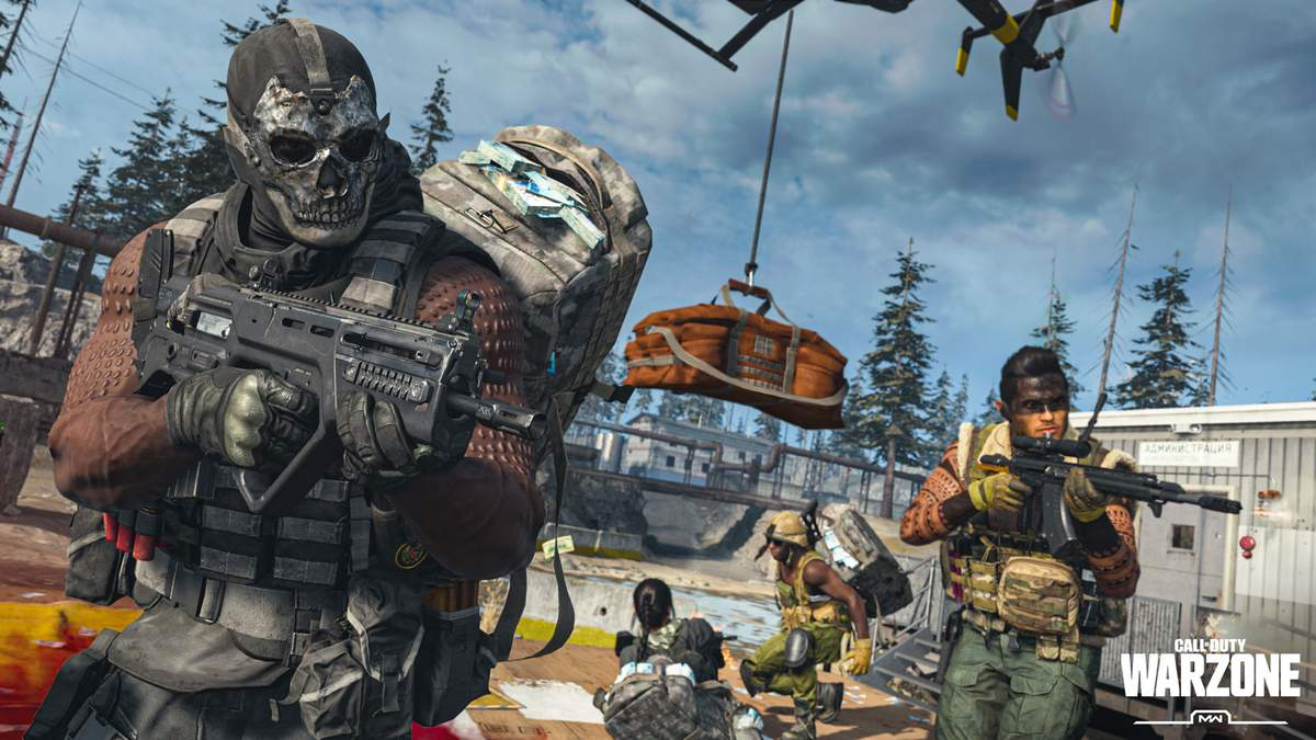 Pay to win в Call of Duty: Warzone