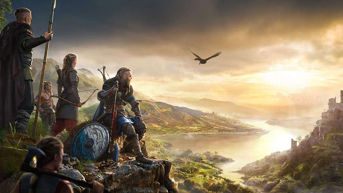 Геймери намагаються розгадати загадку у Assassin's Creed Valhalla