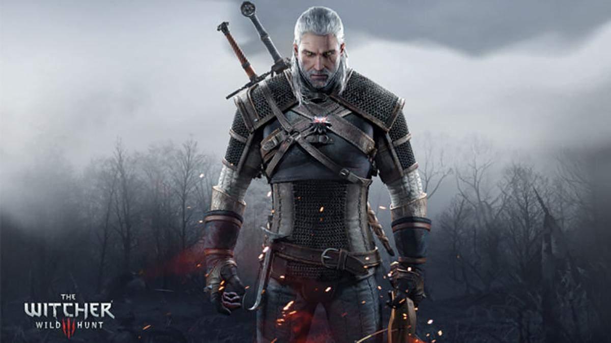 The Witcher 3 на другій сходинці у топі найтитулованіших відеоігор