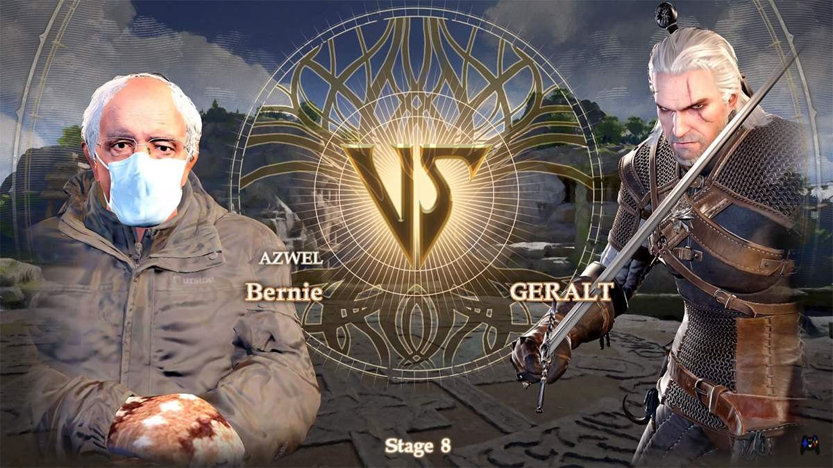 Берні Сандерса додали у популярну відеогру Soulcalibur 6