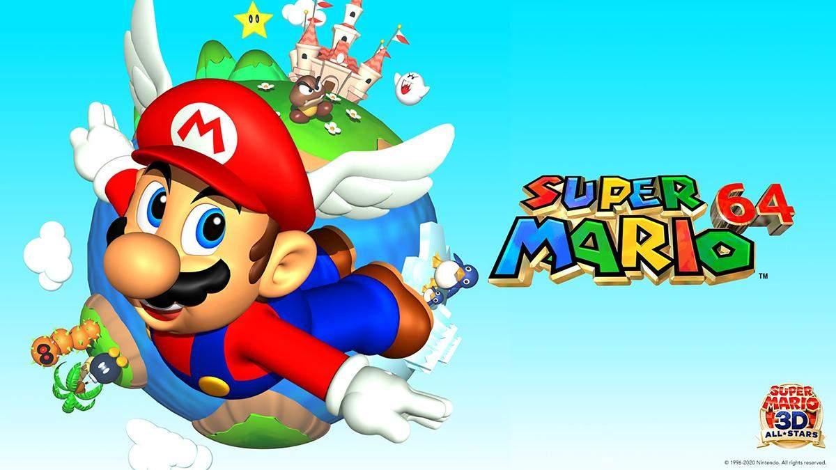 20 тысяч попыток: стример установил мировой рекорд в Super Mario 64