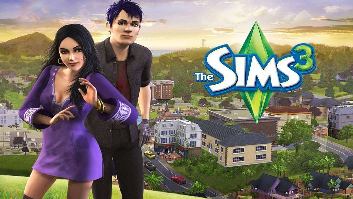 Настоящее психологическое исследование в игре The Sims 3
