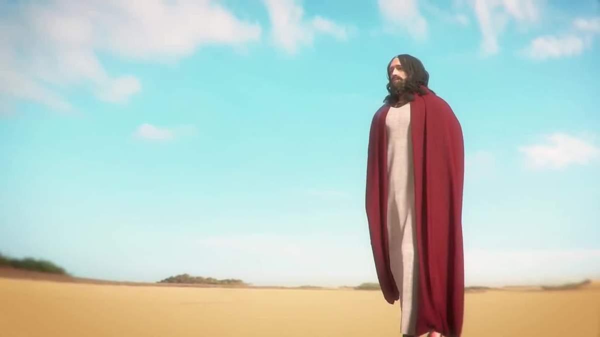 Симулятор Иисуса Христа получил новое геймплейное видео