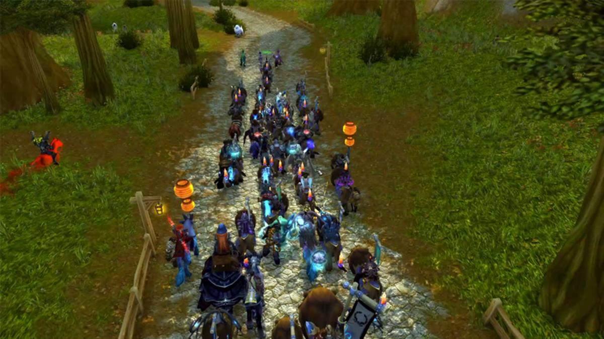Игроки World of Warcraft почтили память известного косплеера