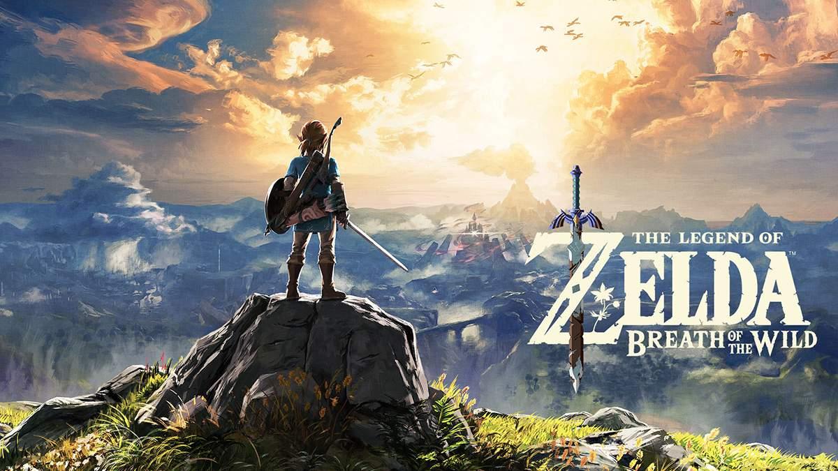 Геймер пройшов The Legend of Zelda: Breath of the Wild без пошкоджень