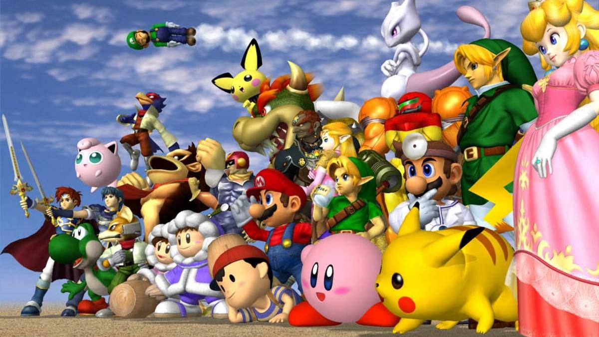 Новий рекорд у Super Smash Bros. Melee через 20 років після релізу